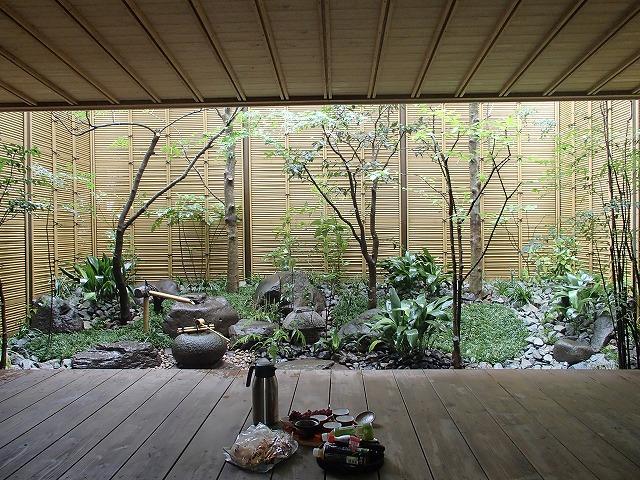 完成イメージ 株式会社山之内庭園